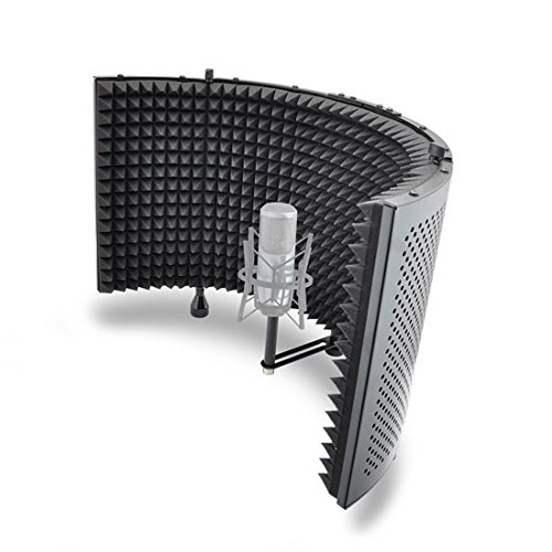 Microphone Soundproofing Soundproof Pyle PSMRS11