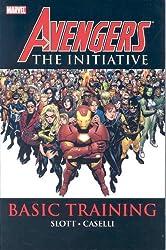 [Avengers: Initiative - Basic Training v. 1] [by: Dan Slott]