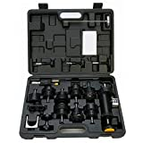 Universal 18pc Set Radiator Pump Pressure Tester and Vacuum Pump Type Cooling System Kit