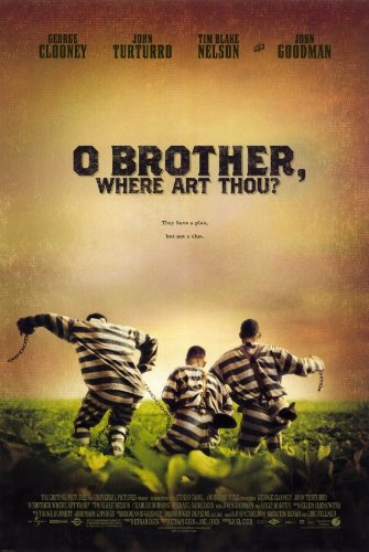 O Brother Where Art Thou? 11 x 17 Movie Poster - Style A