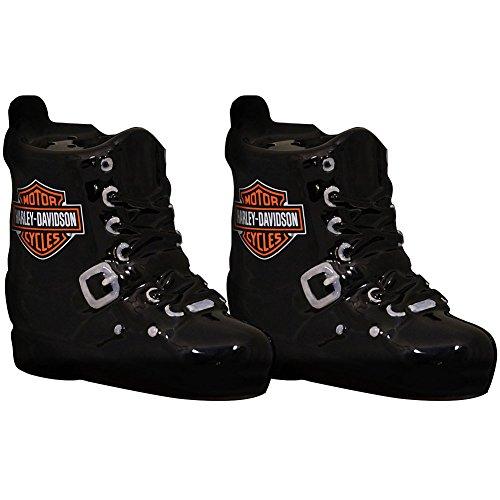 Harley Davidson Boot Shaker Set