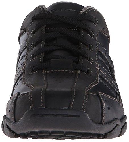 5 Schwarz 42 BBK Sneaker Diameter Skechers Vassell 62607 uomo Nero F EU nYACx7qaz