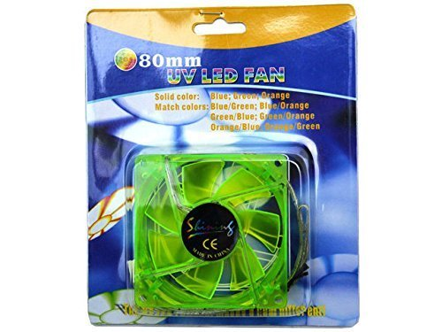 uv blue case fan - 2