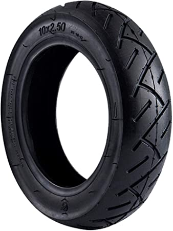UK Anti-Explosion Solid Single Tire For Xiaomi Various 10inch Electric Scooter