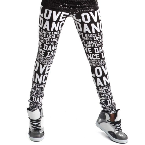 Alexandra Love Dance Leggings