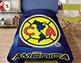Soccer Club America Fleece Blanket Twin Full