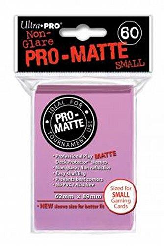 60-Piece Ultra Pro 84267 Pro Matte Small Sleeve