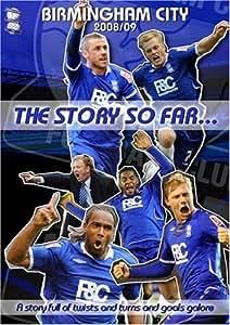 Birmingham City 2008/09