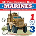 My First Counting Book: Marines by Cindy Entin (2013-05-28)
