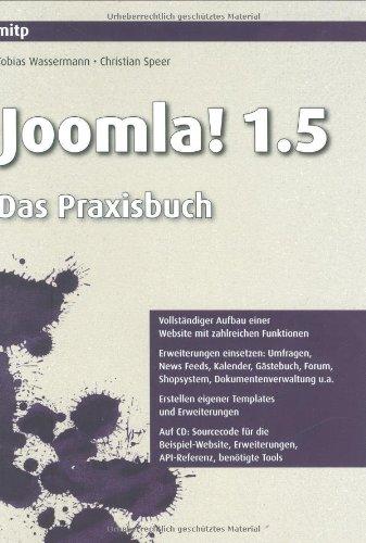 Joomla! 1.5 Das Praxisbuch