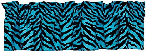 Karin Maki Zebra VALANCE, Blue