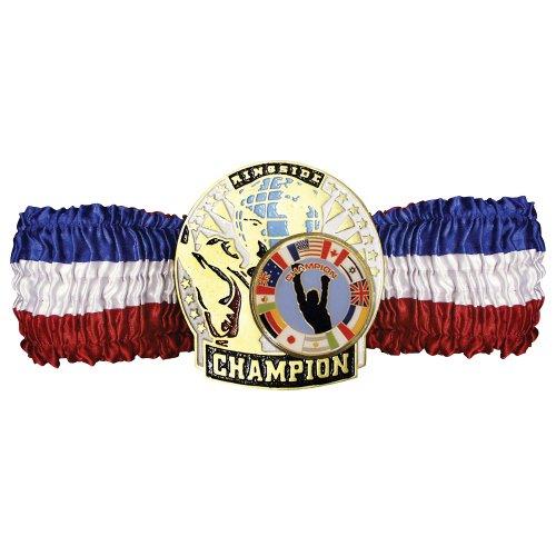 (Ringside Economy Championship Belt)