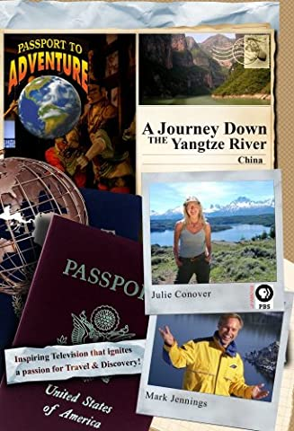 Passport to Adventure: A Journey Down the Yangtze River China (Special Interest DVDs & Videos)