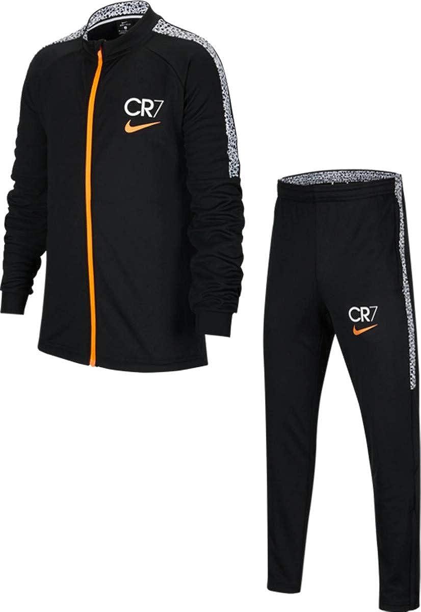 NIKE Cristiano Ronaldo Temporada 2020//21 Cr7 B Nk Dry TRK Suit K Cv3076-010 Ch/ándal Ni/ños