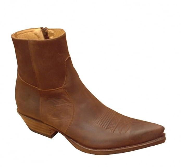 Sendra Boots 7826 braun Gr. 46: : Schuhe & Handtaschen