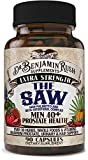Dr Benjamin Rush Prostate Health Supplements for Men 40 Plus with the SAW, Saw Palmetto, Beta-Sitosterol, Complete 30+ Herbs, Vitamins and Whole Foods Support Frequent Urination, DHT Blocker Hair Loss