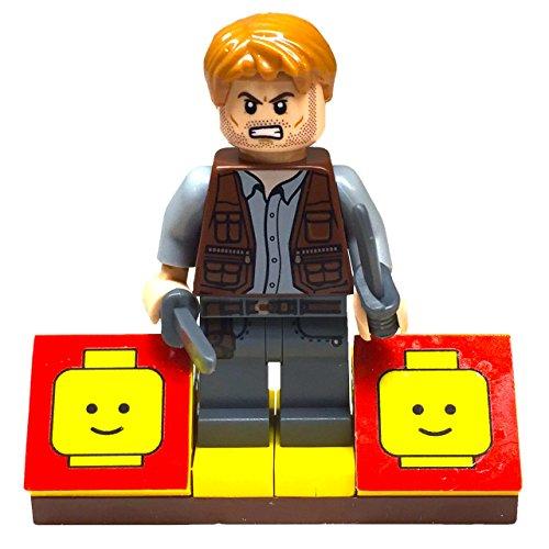 minifigure figure new from 75917 Lego jurassic world owen grady jw011