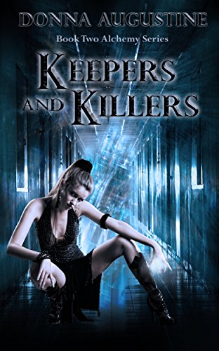 book cover of Keepers & Killers