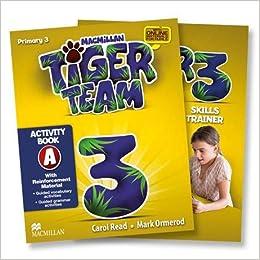 tiger team 3 activity book a: Amazon.es: Libros