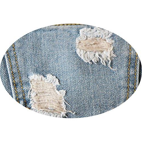 Casuali Del Mini Buche Juleya Jeans Margherite Donne Calda Caldi Workout Blu Estate Delle Di Pantaloni Corti Distrutte Denim Vendita Bicchierini xw6TqO0nw1
