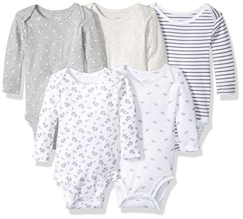 simple-joys-by-carters-baby-5-pack-long-sleeve-bodysuit-grey-white-18-months