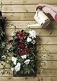 Orto verticale pensile Parete fiorita vaso giardino color lavanda VERTI-PLANT