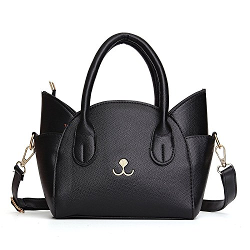 Top Handle Satchel Handbags Cute Cat Cross Body Shoulder for sale  Delivered anywhere in Canada