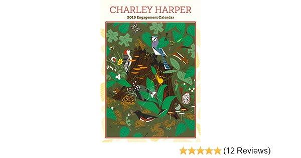 Charley Harper 2019 engagement Calendar