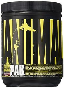 Universal Nutrition Animal Pak Sports Nutrition Multivitamin Supplement 15 Count