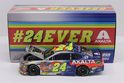 Lionel Racing Jeff Gordon / William Byron #24EVER NASCAR Diecast 1:24 Scale