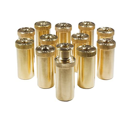 Hot Lacuna Brass Anchors for Swimming Pool Safety Covers - 12pk for sale