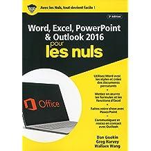 Word, Excel, PowerPoint et Outlook 2016 pour les nuls