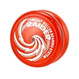 Yomega Raider – Responsive Pro Level Ball Bearing Yoyo, Designed for Advanced String Trick and Looping Play (Color May Vary)