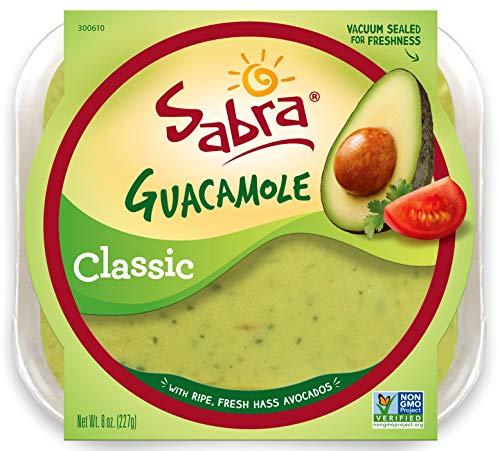 Sabra Classic Guacamole, 8 Ounce -- 8 per case.