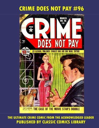 Download Crime Does Not Pay Comics #96 pdf