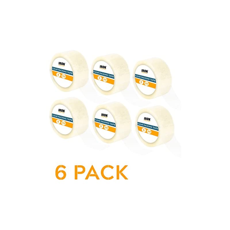 6-clear-packing-tape-rolls-188-inch