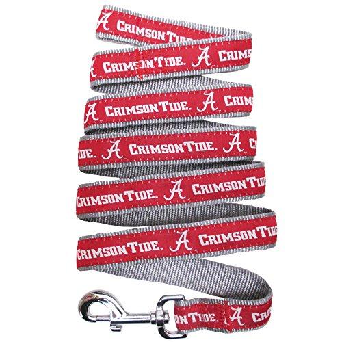 Pets First College Alabama Crimson Tide Pet Leash, Large