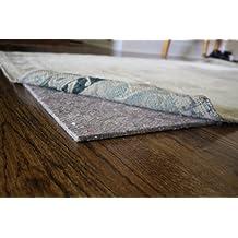 9x12 Natural Comfort 20(TM) 1/4 inch 100% Felt Rug Pads (9x12)