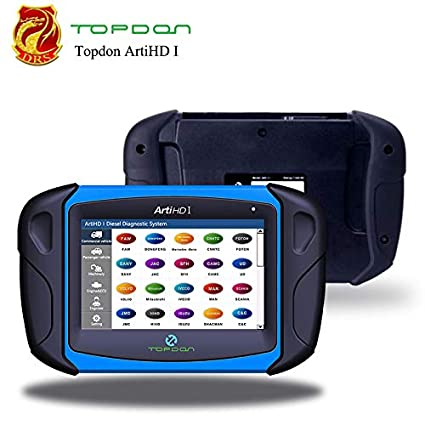 Automotive Diagnostic Scan Tool Topdon ArtiHD I for Heavy Duty
