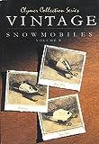 Clymer Vintage Snowmobiles, Volume 2 Marine , Boating Equipment