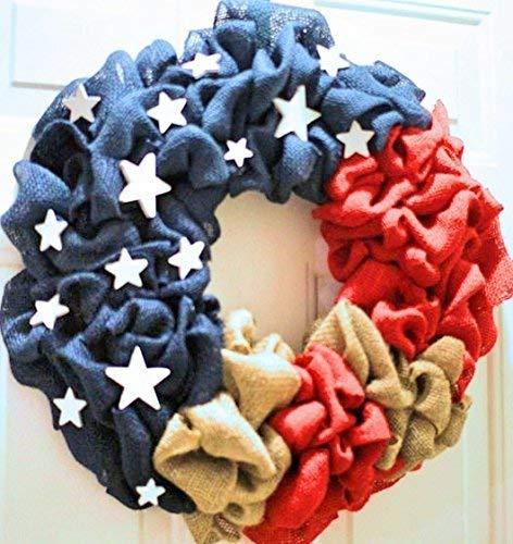 Labor day wreath, Flag wreath,4th of July wreath,American flag wreath, Patriotic Wreath