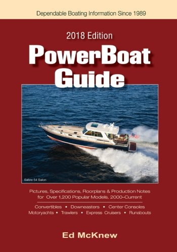 2018 PowerBoat Guide by CreateSpace Independent Publishing Platform