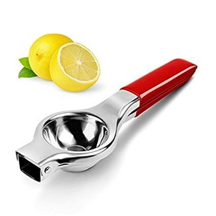 Exprimidor de limones – Super caballo profesional de acero inoxidable lima limón exprimidor de zumo de