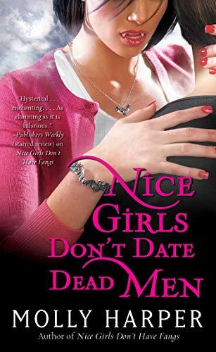 Nice Girls Don't Date Dead Men (Jane Jameson series Book -