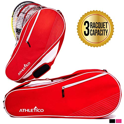Athletico 3 Racquet Tennis