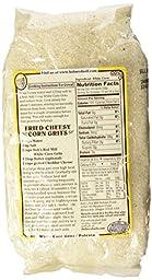 Bob\'s Red Mill Southern Style White Corn Grits 24 oz (680 grams) Pkg