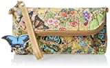 Sydney Love Botanical Cross Body Clutch,Multi,One Size