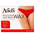Nad'S Brazilian & Bikini Wax - Pack of 2