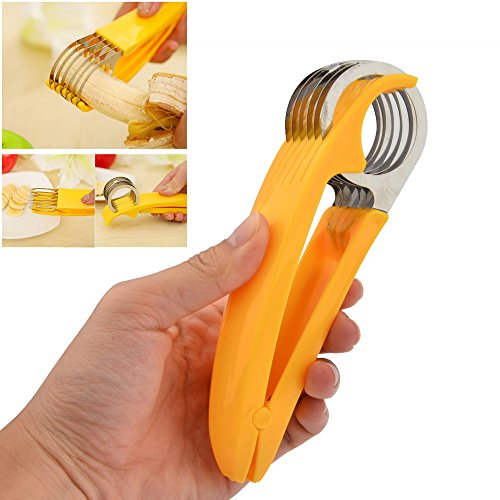 Banana Slicer / Banana Cutter / Banana Chopper / Hotdog Cutter / Hotdog Slicer (Dog Slicer compare prices)