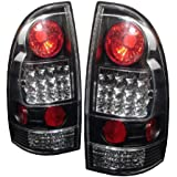 Spyder 5007919 Toyota Tacoma 05-15 LED Tail Lights (not compatible with factory equipped led tail lights) - Signal-3157…